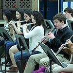 2013 Master Class at LaGuardia High School for the Arts